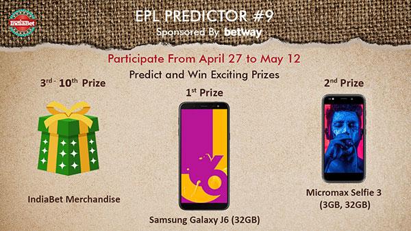 Karnataka Premier League Predictor - India Bet